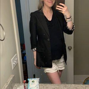 DejaVu black blazer